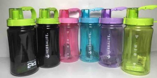 Botellas herbalife