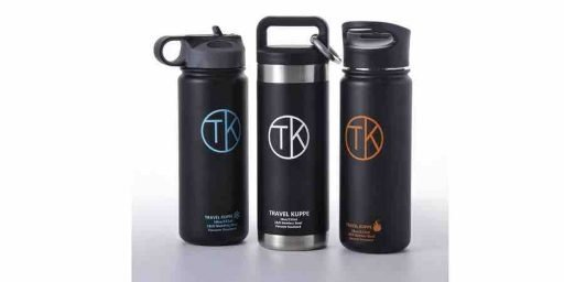 Botellas travel Kuppe