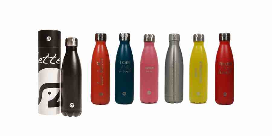 Coleccion de botellas de agua Sternitz