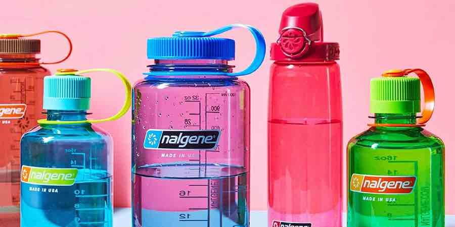 Botellas de agua de Tritan Nalgene
