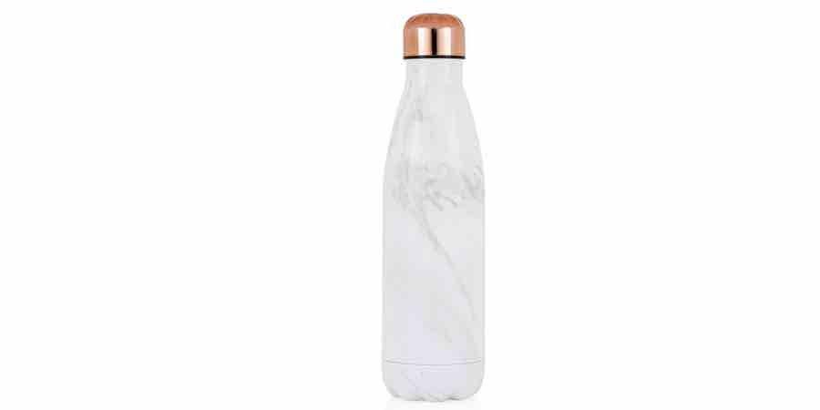 Comprar botella de agua blanca