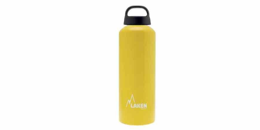 Comprar botellas de agua amarillas en Amazon